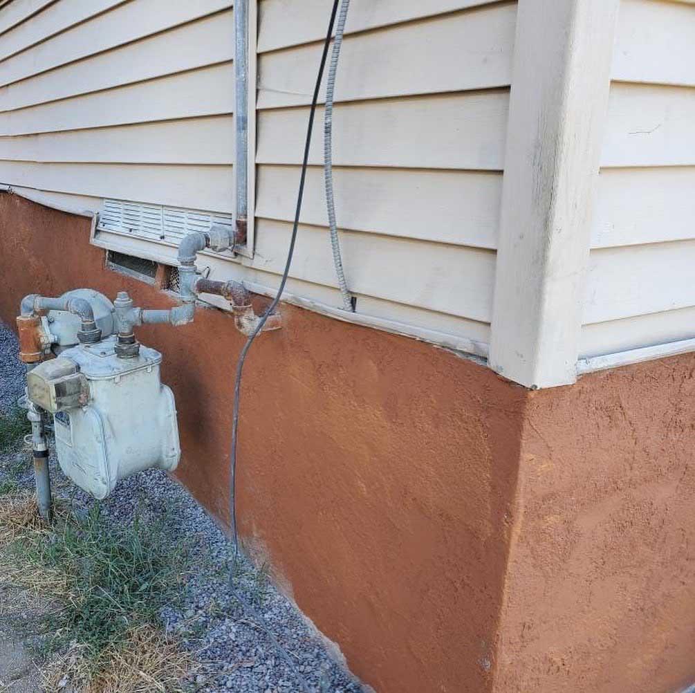 Stem Wall Repair